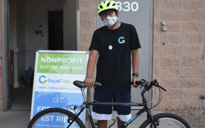 GoodTurn Cycles Internship in the Midst of a Pandemic