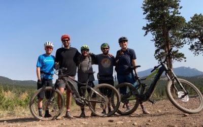 Staff Favorites for Fall Front Range Mountain Biking